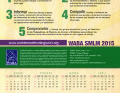Calendario SMLM 2015
