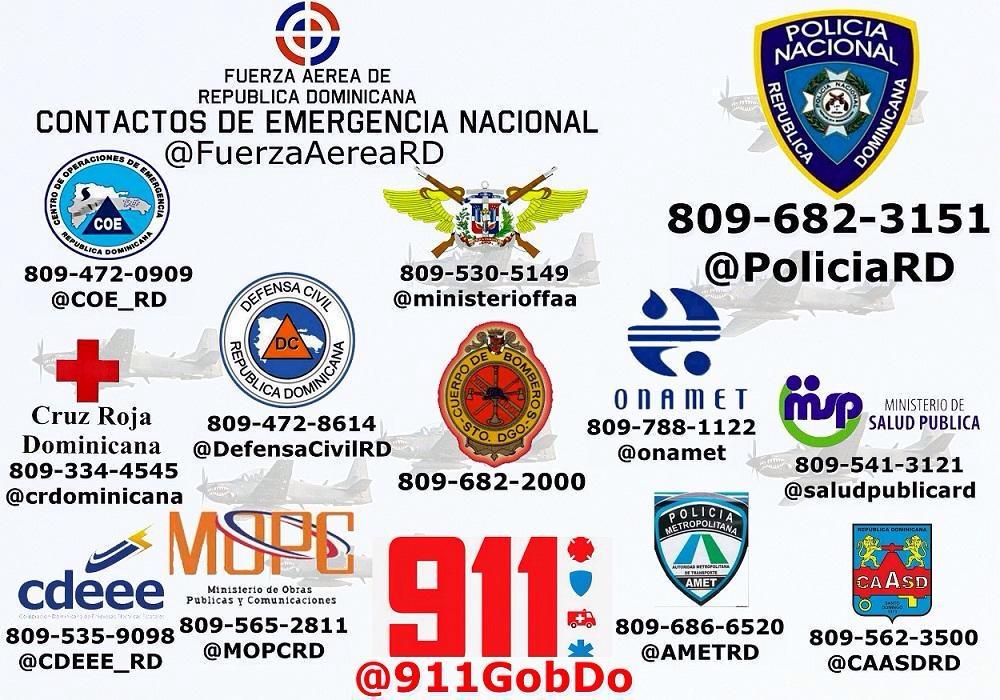 Erika emergencia