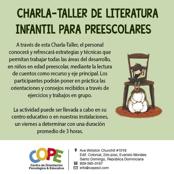 taller literatura: