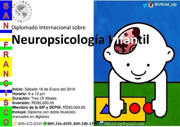 Neuropsicologia Infantil SFM