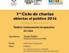 1 charlas CAID