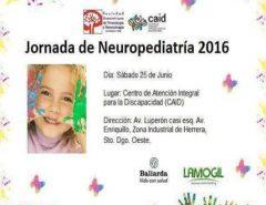 Jornada Neuropediatria CAID