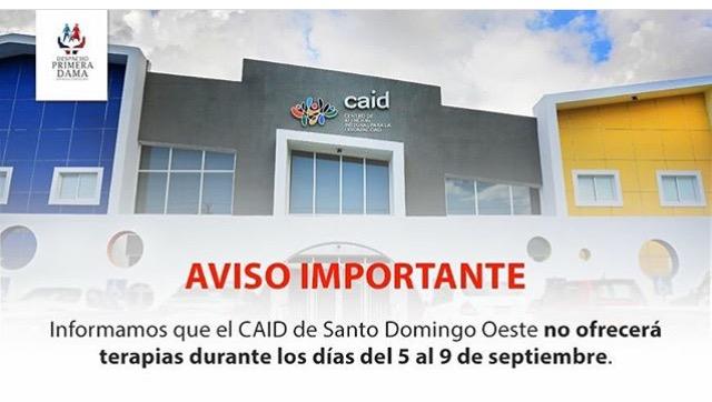 Suspension CAID